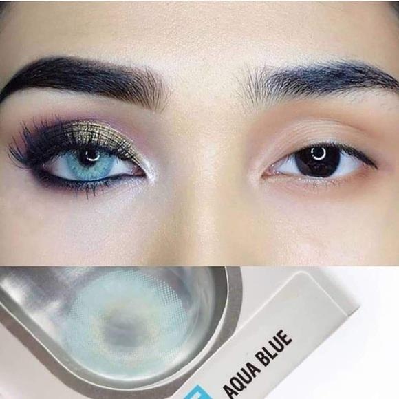 Makeup Beautiful Aqua Blue Cosmetic Lenses Freshtone Poshmark